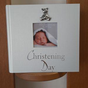 christening album