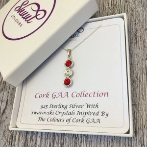 Cork GAA Gift - Pendant Necklace