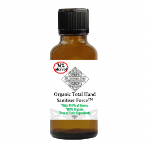 Organic Total Hand Sanitiser Force (Dr. Diaz)