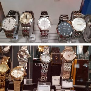 range of mens watches