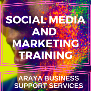 Social Media and Marketing Training