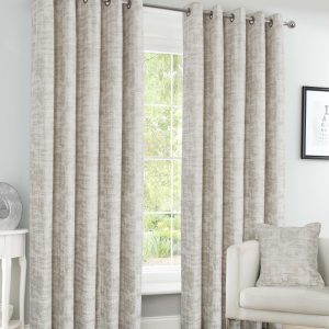 Harris Nougat Blackout Readymade Curtains