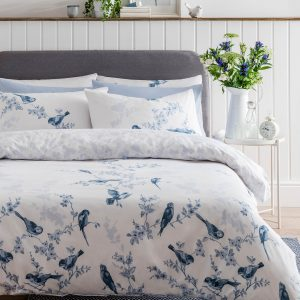 British Birds Duvet Cover