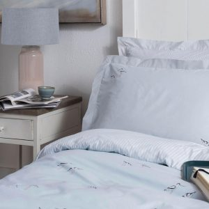 Coastal Birds Duvet Set
