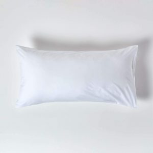 King Size Pillowcase white