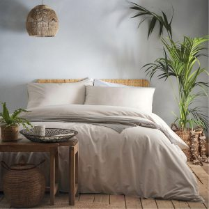 Cassia Linen Duvet Set