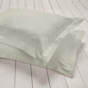 Appletree Silver Pillowcases
