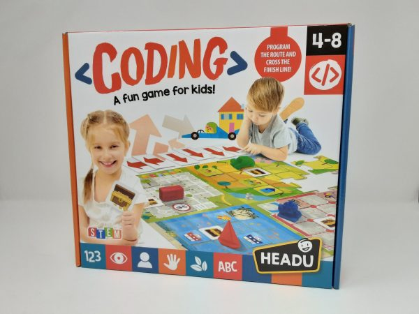coding game toy