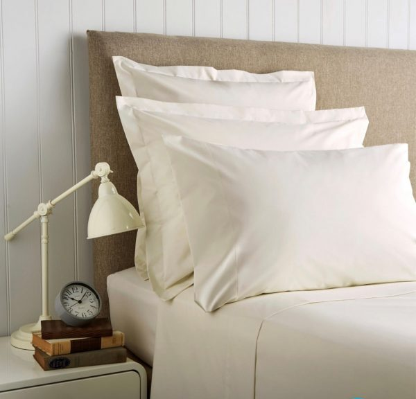 Christy 400c Linen Pillowcases Standard