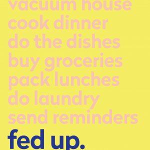 Fed Up.