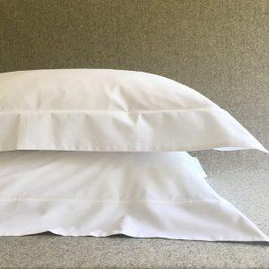 Saville 220 Cord Bedding White/White
