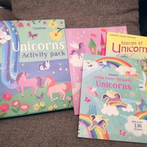 Unicorn Activity Pack