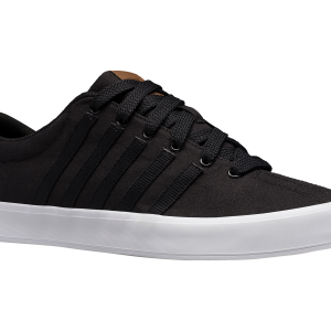 COURT PRO II VULC BLACK/BISON/WHITE