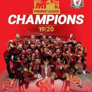 Champions: Liverpool FC: Premier League Winners 19/20