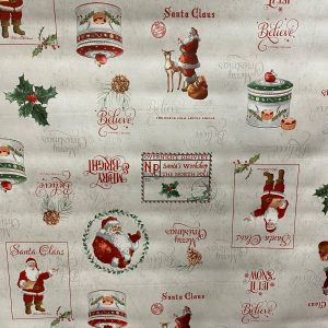 Christmas Wishes Table Cloth