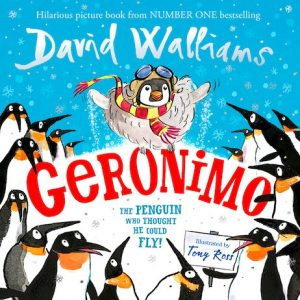 David Walliams Geronimo