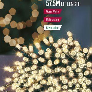 720 LED Supabright Warm White