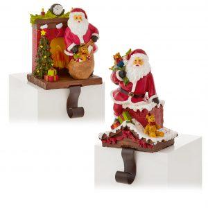 Santa Stocking Hanger