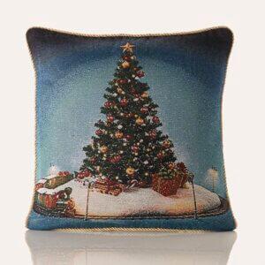 Spruce Christmas Cushion Cover
