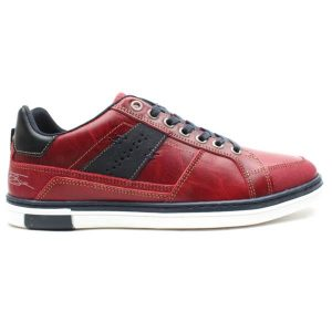 Lloyd & Price Tommy Bowe Footwear Regal Red
