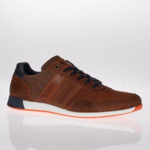 Lloyd & Price Tommy Bowe Footwear Smith Camel