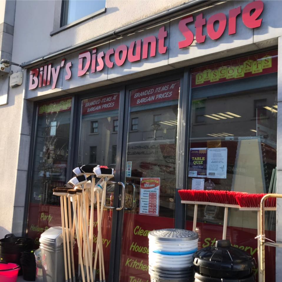 Billy's Discount Store