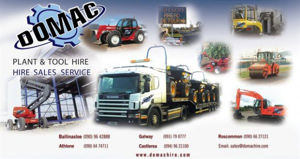 Domac Plant & Tool Hire