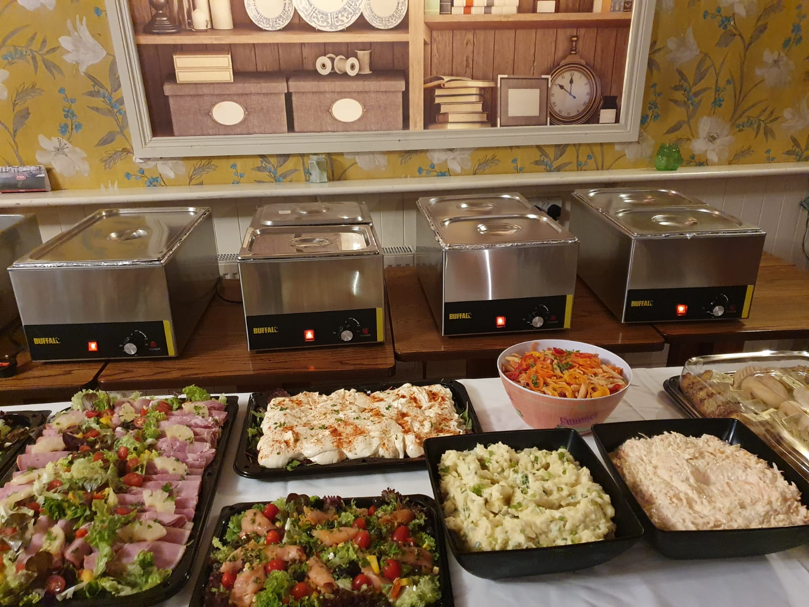 Marina's Catering Services