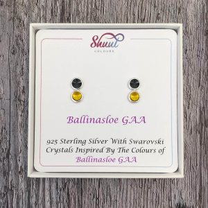 ballinasloe gaa earrings