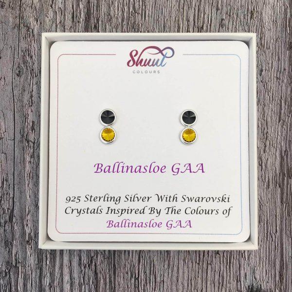 ballinasloe gaa earrings