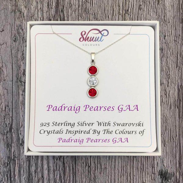 Pearses GAA Pendant Necklace
