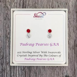 pearses gaa earrings