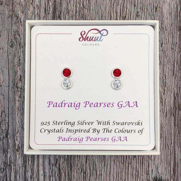 pearses gaa earrings