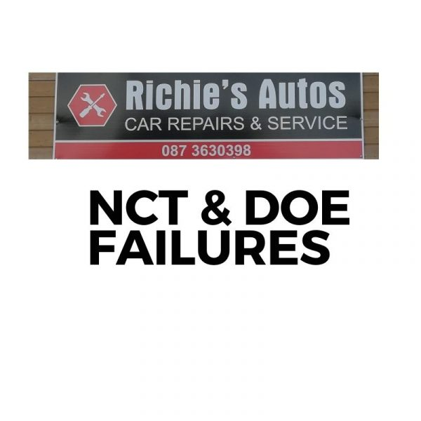 NCT & DOE FAILURE