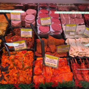 O Connors Foodhall fresh meat