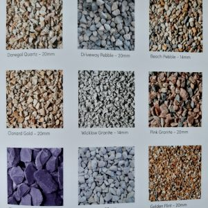 Stone, Slate & Pebble