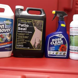 Garden cleaners & removers