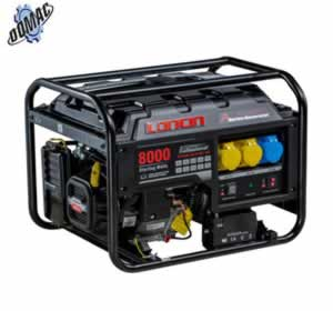 Loncin 8kva generators for sale at domac