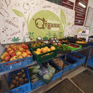 Beechlawn Organic Farm Custom Organic Veg box