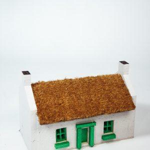 Old Time Irish Cottage