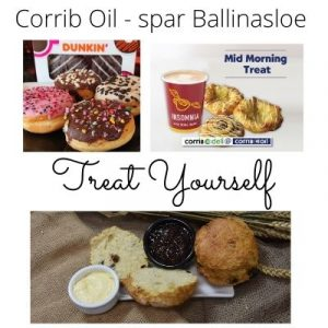 Corrib Oil - spar Ballinasloe