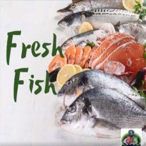 Fresh Fish O Connors Foodhall Ballonasloe