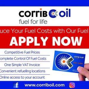 Corrib Oil Ballinasloe Fuel Card