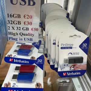 USB PLug in Gerry Stronge Ballinasloe