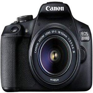 Canon 2000d Camera