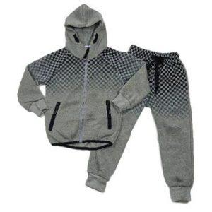 Grey tracksuit boys