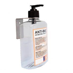 Manual 500 ml Dispenser & Bracket