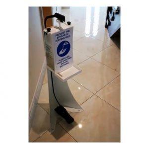 Robust Foot Pedal Dispenser