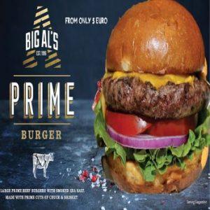 Beef Burger Bethlehem Ballinasloe