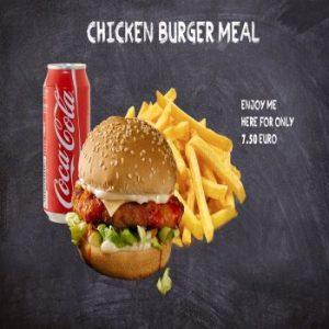 Chicken Burger Bethlehem Ballinasloe